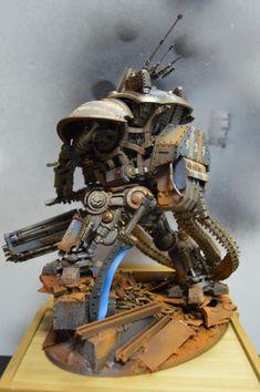 Castigator Knight Conversion