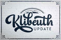 KLIBEUTH script - update by Olexstudio on @creativemarket