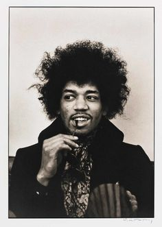 In Washington, 100 Examples of the Epitome of Cool - NYTimes.com - Jimi Hendrix, 1967