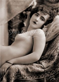 Vintage nude women erotica doesn't