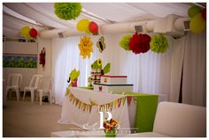 Full P: Cumple Abril - Sapo Pepe y Sapa Pepa Sweets, Birthday, Bella, Tin, Party Ideas, Toad, Celebration, Parties Kids, Events