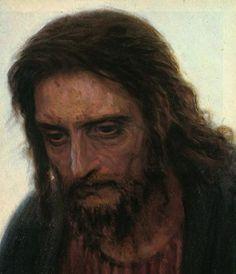 The Zeray Gazette: Sermon on Canvas: Christ in the Wilderness