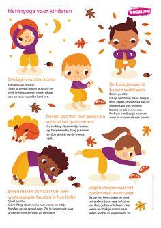 Zen Yoga, Meditation, Yoga For Kids, 4 Kids, Autumn Activities For Kids, Crafts For Kids, Traveling Teacher, Mindfulness For Kids, Massage