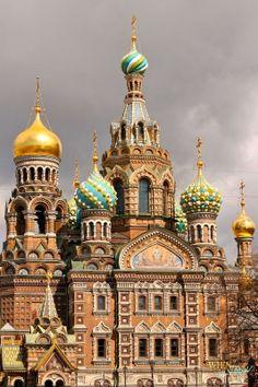 Blutskirche in St. Petersburg