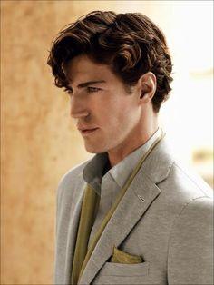 Male Hairstyles 2015 35 Mens Medium Hairstyles 2015  Men Hairstyles …  Hiukset