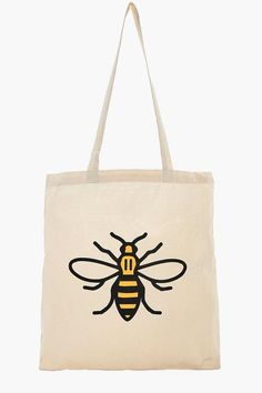 New In Accessories Boohoo, Charity, Bee, Reusable Tote Bags, Spring, Summer, Accessories, Women, Hand Embroidery