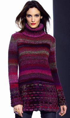 free katia azteca knitting patterns - Google Search