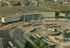 Rotterdam - v. Rotterdam, Central Station, Eindhoven, Delft, Holland, Dutch, Places To Visit, Architecture, World