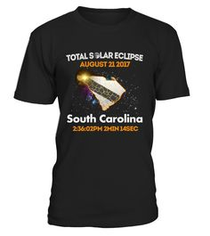 "The solar eclipse of 2017 is happening in America. Get this beautiful graphic tshirt showing ths moon covering the sun, with ""Eclipse 2017"" overlayed. This is the ideal gift for astronomers or any one who is going to see the totality of the solar eclipse.   The path of the total solar eclipse crosses the United States of America on 21 August 2017, make sure you grab this tee to celebrate this magnificent event. Be the envy of your friends with this stunning eclipse 2017 tshirt...."