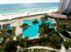 Edgewater Beach and Golf Resort - Panama City Beach, FL