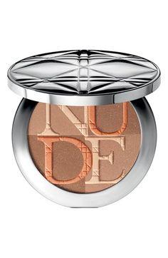 nude shimmer instant illuminating powder / dior