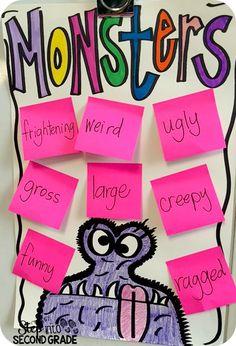 I Need My Monster | Step into 2nd Grade with Mrs. Lemons | Bloglovin