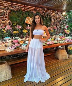 pool outfit ideas Super Fashion Week Dresses Skirts Ideas in 2020 Pool Party Outfits, Party Outfits For Women, Pool Party Clothes, Havanna Party, Hawaiian Party Outfit, The Dress, Dress Skirt, Party Fashion, Fashion Outfits