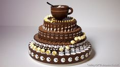 Alexandre Dubosc is an amazing artist who works with food has created a 3D zoetrope out of chocolate. Amazing!