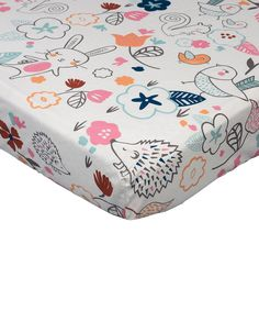 Look at this Stella Fitted Crib Sheet on #zulily today!