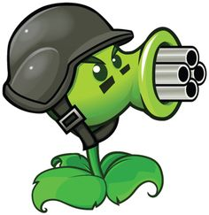 Plants vs. Zombies Wall Graphics from Walls 360: Plants vs. Zombies: Gat