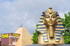 Tomb in Pigeon Forge has guest faced with ingenious challenges that must be completed for any chance of escaping