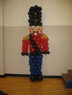 Balloon Toy Soldier