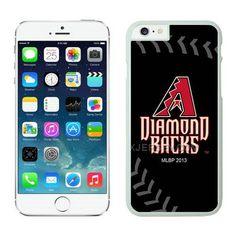 http://www.xjersey.com/arizona-diamondbacks-iphone-6-cases-white03.html Only$21.00 ARIZONA DIAMONDBACKS #IPHONE 6 CASES WHITE03 #Free #Shipping!
