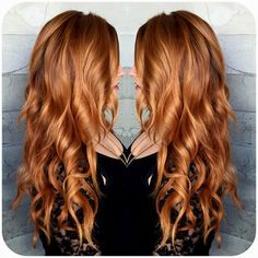 This is the ultimate of hair goals for me. All I've ever wanted my hair to look like!
