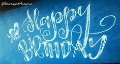 Oggi è il compleanno dell'altra metà di lavagnettiamo(e di me!!!) 😍😍😍😍😍😍😍😍 glieli facciamo gli auguri ad Andre???? #birthday #love #amour #lavagnettiamo #lavagnettiamo@gmail.com #chalkboardart #art #chalkboard #lavagna #lavagnettepersonalizzate #lavagnetta #chalk #chalklettering #handwriting #handlettering #handletter #calligraphy #moderncalligraphy #calligrafia #lettering #calligrafiamoderna #chalkart