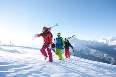 Winteraktivitäten in Wagrain für die ganze Familie. Familienfreundliche Hotels, Mount Everest, Mountains, Nature, Travel, Ski Trips, Family Activity Holidays, Viajes, Traveling