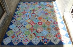 Beautiful Farmers Wife Quilt
