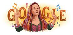 94º Aniversario del nacimiento de Yma Sumac, exitosa soprano peruana.