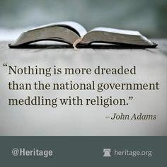 - John Adams  #religiousliberty