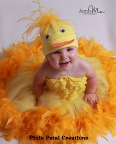 Baby Duck Tutu Costume love the tutu idea for Norau0027s duck costume | Costumes | Pinterest | Duck costumes Costumes and Halloween costumes  sc 1 st  Pinterest & Baby Duck Tutu Costume: love the tutu idea for Norau0027s duck costume ...