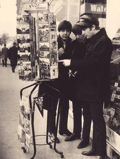 Beatles in Paris-January 1964
