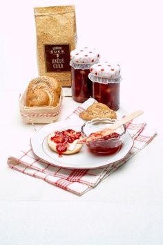 www.korunnicukr.cz- Brusinkové chutney [čatní]