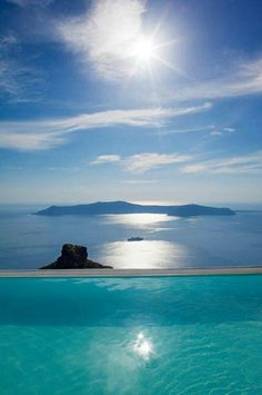 Greece!!! Greek islands make any Greek proud to be proud!! <3