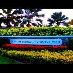 Brigham Young University-Hawaii. #alumni #classof2014