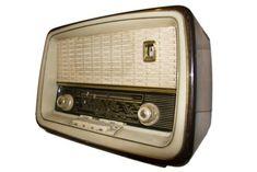 Radio aus den 1960er Jahren