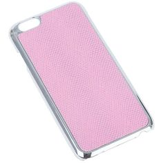 Miss Selfridge Textured Phone Case ($7) ❤ liked on Polyvore featuring accessories, tech accessories, pink and miss selfridge