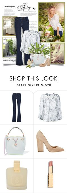 """Spring Blessing"" by thewondersoffashion ❤ liked on Polyvore featuring Victoria, Victoria Beckham, Zimmermann, Sophia Webster, Sergio Rossi and Maiyet"