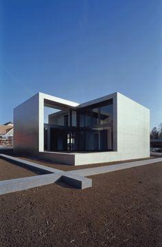 Boulder - Möriken, Switzerland - A project by: Ken Architekten BSA AG