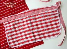 Mommy and Me Apron: Low-Sew DIY for Mother & Daughter