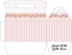 Printable Boxes are free to use and free to share for personal use. <3