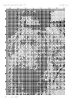 Gallery.ru / Фото #9 - a - erzsi Cross Stitch, Curtains, Prints, Punto De Cruz, Blinds, Seed Stitch, Cross Stitches, Draping, Crossstitch