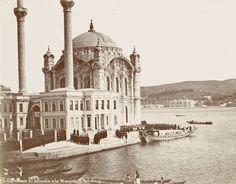 Ortaköy Camii'nde Selamlık Töreni Gulmez Fréres