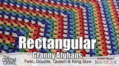 All Sizes Rectangular Afghans