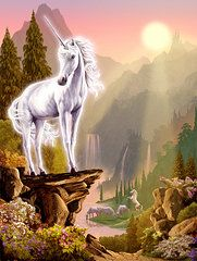 Shop for unicorn art from the world's greatest living artists. All unicorn artwork ships within 48 hours and includes a money-back guarantee. Choose your favorite unicorn designs and purchase them as wall art, home decor, phone cases, tote bags, and more! Unicorn Fantasy, Unicorn Art, Magical Unicorn, Fantasy Fairies, White Unicorn, Pegasus, Magical Creatures, Fantasy Creatures, Paintings