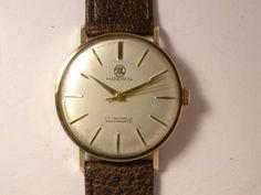 Iwc 希少 MOERISアンティーク手巻ゴールドムク 時計 Watch Antique ¥49800yen 〆05月21日