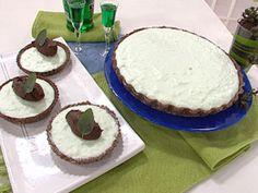 Recetas | Tarta de chocolate y menta | Utilisima.com