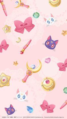 Wallpapers lindos de Sailor Moon pra usar no smartphone