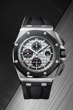 Steel Audemars Piguet. Simple awesome perfect