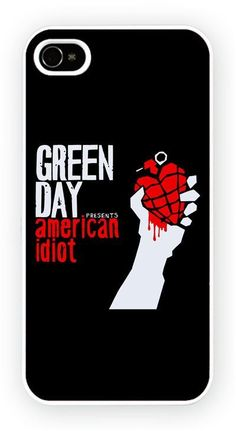 Green Day – American Idiot iPhone Case