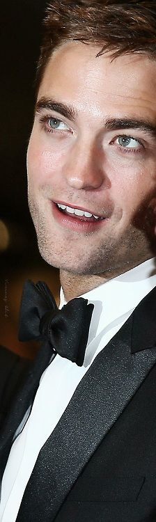 Robert Pattinson at the 2014 Cannes premiere of The Rover